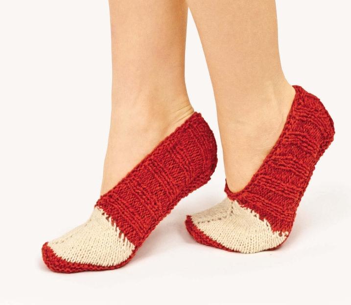 Носки вязание подробное описание